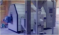 April 1996. Einführung des Biotrockners Dell Compo.